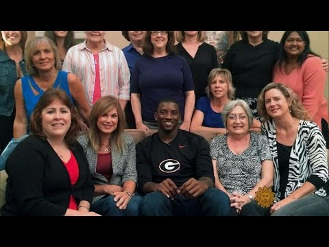 Malcolm Mitchell Book Club video.