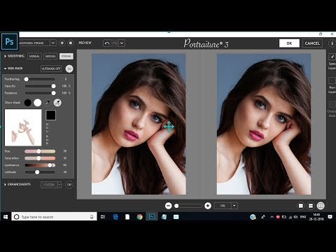 how to download and install imagenomic portraiture 3 plugin for adobe photoshop