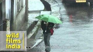 Cherrapunji India  city photos gallery : Cherrapunji - Rain falls almost every day of the year here, Meghalaya
