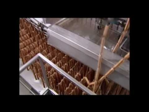 il vero modo con cui vengono realizzati i wurstel!