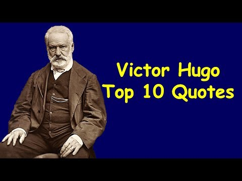 Quotes on friendship - Victor Hugo Top 10 Quotes