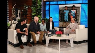 Video Mark Wahlberg Surprises Viral Adoption Family MP3, 3GP, MP4, WEBM, AVI, FLV November 2018