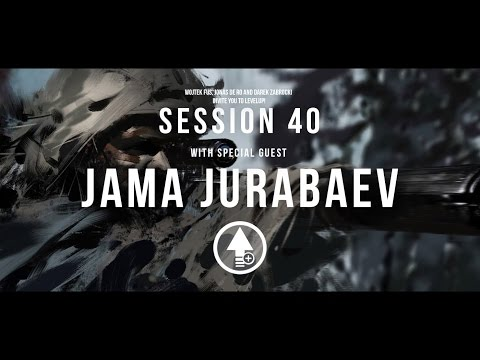 level up - For more visit our website: http://www.fusroda.com/ We are ready to announce another session of Level Up! This time our guest will be the amazing Jama Jurabaev. http://jamajurabaev.deviantart.com...