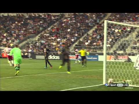 Philadelphia Union vs New York Red Bull I Goal B.Wright-Phillips ( Assist by Henry)