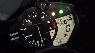 2017 Yamaha R6 İnceleme / 2017 R6'yı inceledik / İlk İnceleme Videomuz / Beğendik