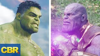 Video Hulk May Be The One Who Defeats Thanos In Marvel's Avengers 4 MP3, 3GP, MP4, WEBM, AVI, FLV Desember 2018