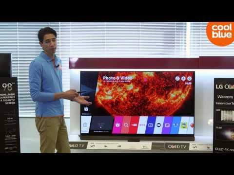LG Smartplatform Web OS 3.0