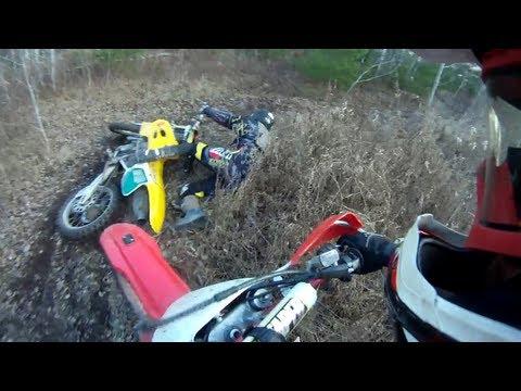3 Years of Dirt Bike Fails