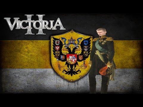 Сетевая катка. Victoria 2. Российская Империя + ещё немного игр (стрим) #3
