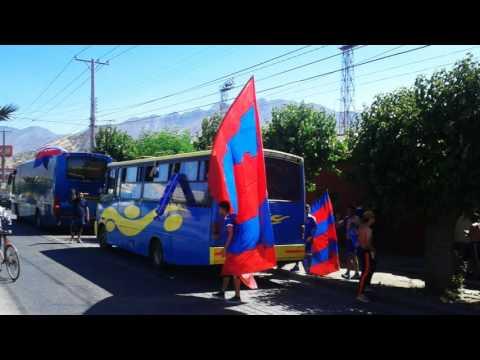 ACONCAGUAZUL - Dia del Hincha Azul,  Asi lo Vivimos nosotros - Los de Abajo - Universidad de Chile - La U