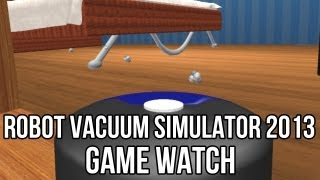 Robot Vacuum Simulator 2013: Game Of The Year! (FREE PC Game) | FreePCGamers