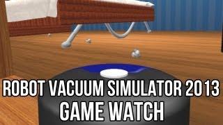 Robot Vacuum Simulator 2013: Game Of The Year! (FREE PC Game) | FreePCGamers