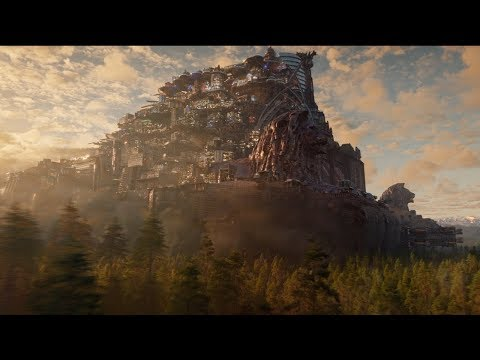 Mortal Engines - Moving Cities Featurette (HD)?>