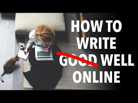 Tips for How to Write Well Online (Structure, Voice & More) - #208 of The Income Stream