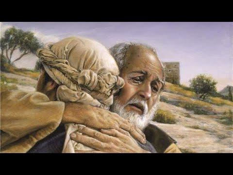 Unconditional forgiveness - David Clayton
