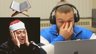 Video Non-Muslim Reacts To Best Quran Recitation By Sheikh Abdul Basit MP3, 3GP, MP4, WEBM, AVI, FLV Maret 2019