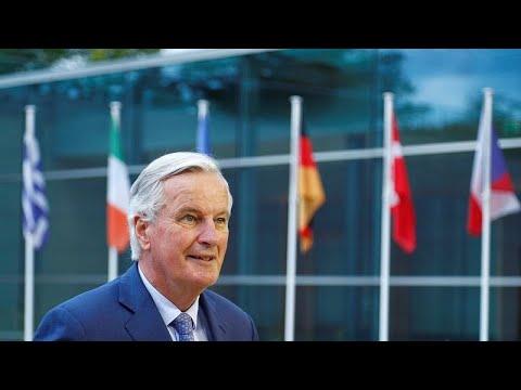 Brexit – Μπαρνιέ: «Ολο και πιο δύσκολη, ωστόσο εφικτή μία συμφωνία αυτήν την εβδομάδα»…