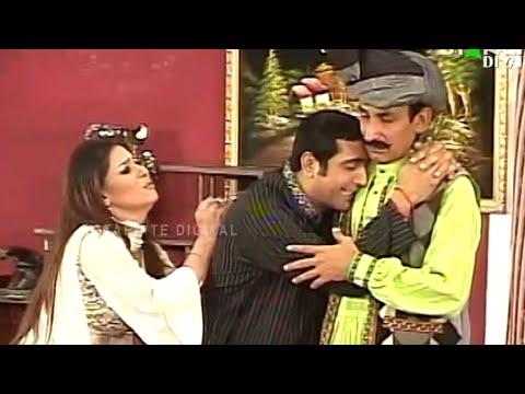 Video Hussan Diyan Miyhian Iftikhar Thakur New Pakistani Stage Drama Full Comedy Funny Play download in MP3, 3GP, MP4, WEBM, AVI, FLV January 2017