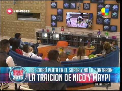 Fernando y Francisco se enteraron del engaño de Maypi y Nico2
