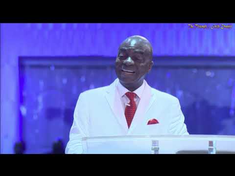 Bishop Oyedepo @Business Breakthrough Banquet June 24, 2018[1st Service]