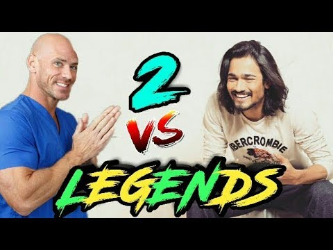 BB KI VINES JHONNY  || TWO LEGENDS