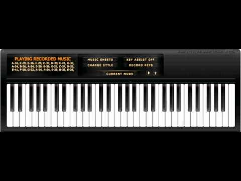 Kuroi Light (Death Note) Piano Guide- Virtual Piano