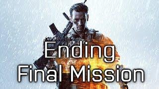 Battlefield 4 Ending / Final Mission - Gameplay Walkthrough Part 12 (BF4)
