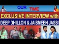 Deep Dhillon & Jaismeen Jassi | Exclusive Interview | Channel Punjabi