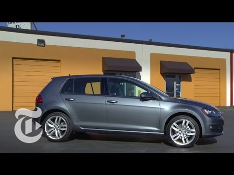 2015 Volkswagen Golf TSI | Driven: Car Review | The New York Times
