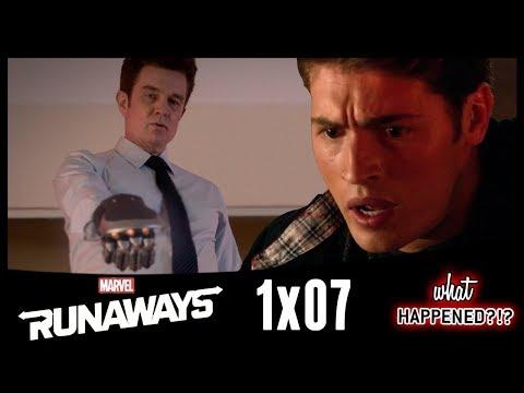 MARVEL'S RUNAWAYS Episode 7 Recap: Will [Blank] Die? - 1x08 Promo | What Happened?!?