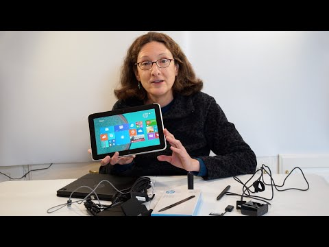 HP ElitePad 1000 G2 Review