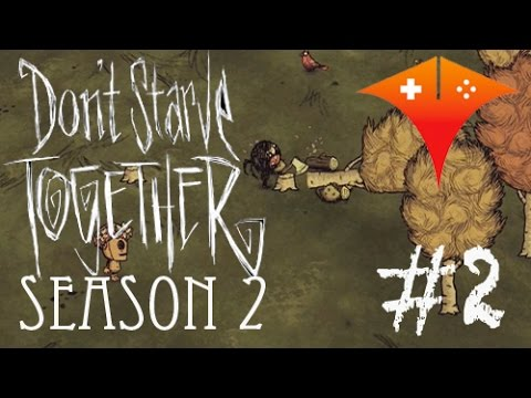 TERMINATOR CRASHES - Don't Starve Together S02E02