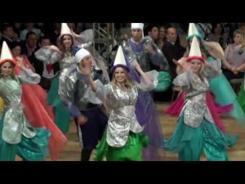 Baile 2013 - coreografia Encanto Libanês