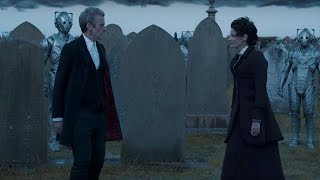 As Missy hands over power of the Cybermen to The Doctor he realises whether or not he is a good man... Taken from Doctor Who...