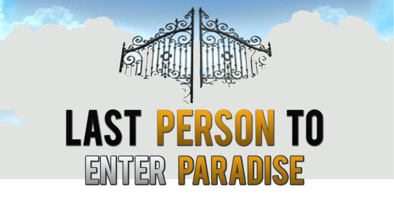 Last Person To Enter Paradise ᴴᴰ – Eternal Paradise [Part 1]