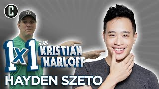 Hayden Szeto Actor of Truth of Dare & Edge of Seventeen - 1x1 with Kristian Harloff by Collider