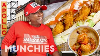 The Seafood Queen of Harlem by Munchies