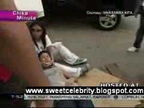 Young Actress in the Philippines Gets Hit by a Car