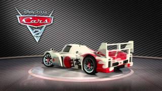 "Cars 2: Turntable ""Shu Todoroki"""