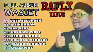 Video Full Album WASIET - RAFLY KANDE (LAGU TOP POPULER ACEH) MP3, 3GP, MP4, WEBM, AVI, FLV November 2018