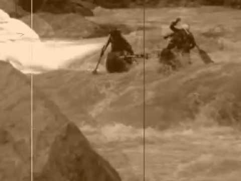 Tadjikistan the river Muksu