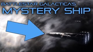 Battlestar Galactica's Mystery Colonial Warship
