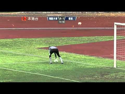 足球狂熱 港超聯 : 和富大埔 對 傑志 [上半場]《2015 05 02》