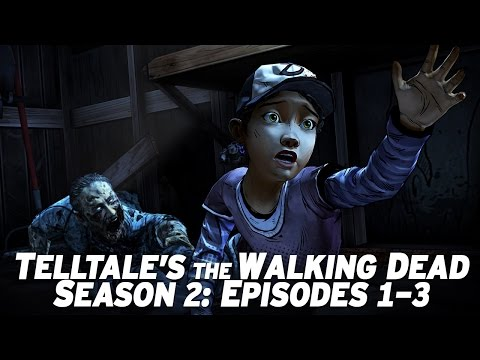 Telltale's The Walking Dead: Full Recap of Season 2 (Pt. 1) - The Skybound Rundown