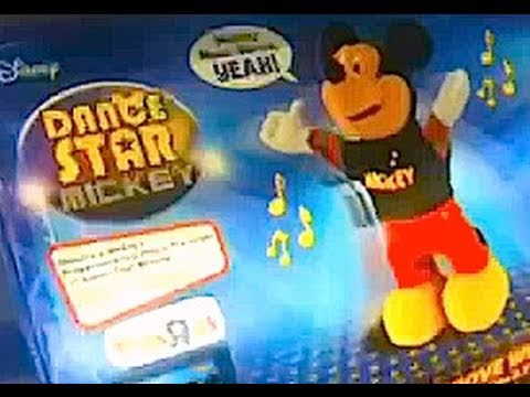 Hottest Toy Christmas 2010 Mickey Dance Star by Mike Mozart