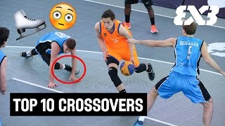 Crossovers, ankle breakers... call them what you will! They provide some of the greatest moments in basketball and we've compiled the ten nastiest crossovers ...