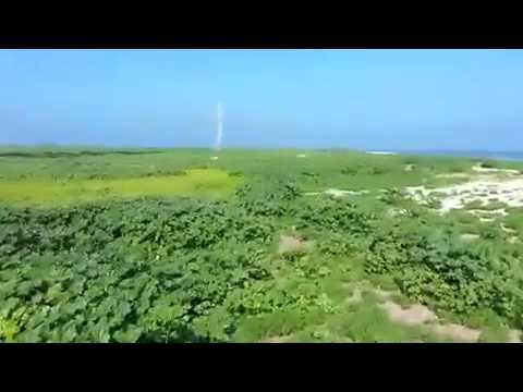 ربيع جزيرة ام المرادم ٢٠١٤ جنوب الكويت