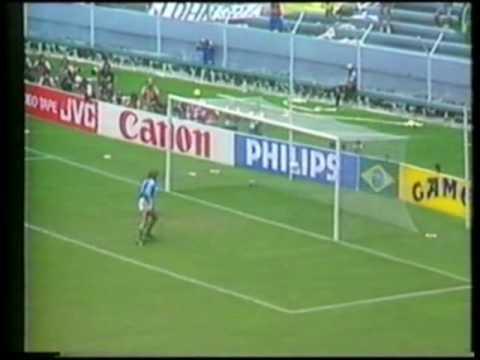 1986 Dünya Kupasındaki En İyi 20 Gol