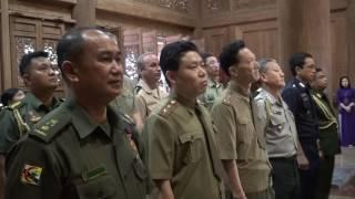 Đoàn Tùy viên quân sự các nước tại Việt Nam thăm Khu Di tích K9