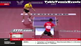 Table Tennis Highlights, Video - Zhang Jike Vs Xu Xin: 1/2 Final [WTTC Paris 2013]
